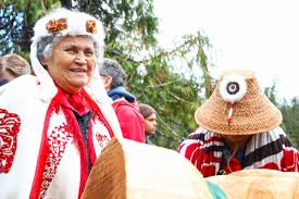 VIDEO and story: Totem pole raised on Lelu after LNG project falls – Prince  Rupert Northern View