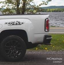 Chevrolet Silverado Vinyl Decal Sticker Graphics Sport Side Door X2 Any Color