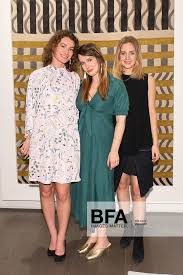 Colette Sabis, Abby Olson, Sarah Gillies at AMY ASTLEY CELEBRATES  CHRISTOPHER KANE : AT THE RUG COMPANY /
