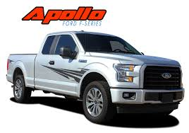 Apollo Ford F150 Door Stripes F150 Decals F150 Vinyl Graphics
