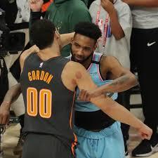 Derrick Jones Jr. versus Aaron Gordon rematch as Miami Heat host ...