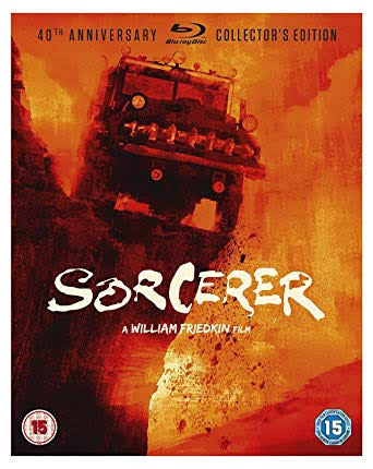 Image result for sorcerer blu ray""