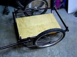 diy bike trailer build rebuild you