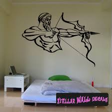 Archery Hunting Bow And Arrow Cds002 Sports Vinyl Wall Decal Wall Mural Car Sticker Swd