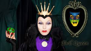 evil queen snow white makeup tutorial