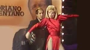 Adriano Celentano e Lorella Cuccarini - Veronica verrai - YouTube