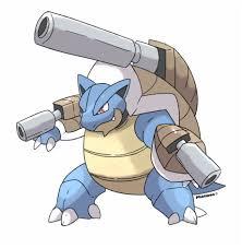 Mega Blastoise Png - Pokemon Mega Blasto #1132464 - PNG Images - PNGio
