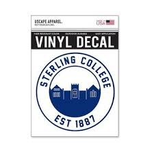 Uscape Vinyl Decal 3 5 Circle Sterling College Bookstore