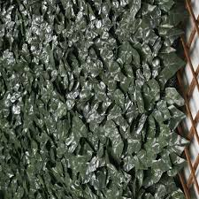 Yescom 39 X158 Faux Ivy Leaf Fence Screen 90 Privacy W Mesh Yescomusa