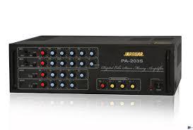 Nên dùng mixer hay amply cho dàn karaoke gia đình?