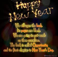 inspirational new year wishes quote quote number