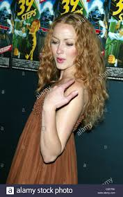 Jennifer Ferrin Opening night of the Broadway play 'The 39 Steps ...