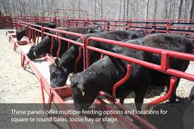 Cattle Fence Line Feeder Panels Tarter Farm And Ranch Equipment American Made Quality Since 1945