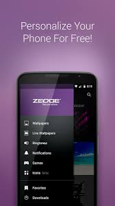 zedge ringtones wallpapers apk
