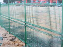 Hot Sale Double Rings Protection Fence Panel Loop Double Ring Fence With Low Price