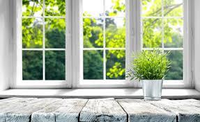 when installing garden windows