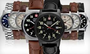 55 for a wenger swiss military watch