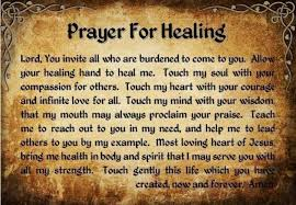 magical prayer for healing quotes to comfort you