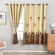 2020 Decorative Short Blackout Curtains For Children Living Room Bedroom Kitchen Boys Kids Window Drapes From Rudelf 14 16 Dhgate Com