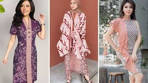 Rasa gengsimu akan segera hilang dengan memakai model baju batik terbaru 2019 yang istimewa persiapan acara kondangan dan pesta keluarga di bmgshop. 18 Inspirasi Baju Batik Wanita Terbaru Untuk Membantumu Tampil Cantik