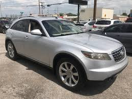 2006 used infiniti fx35 4dr 2wd at best