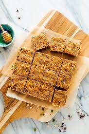 easy no bake granola bars recipe