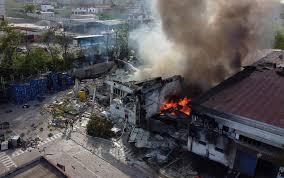 Ottaviano, esplosione in una fabbrica di plastica: un morto e 2 ...