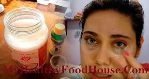 homemade eye cream that will make you