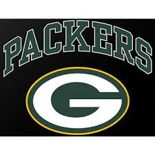 Green Bay Packers Full Color Die Cut Transfer Decal 6 X 6