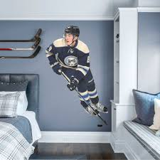 Zach Werenski Life Size Officially Licensed Nhl Removable Wall Decal By Fathead