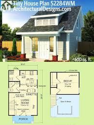tiny house plans garage underneath