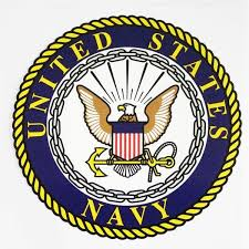 U S Navy With Seal Clear Decal Navy Crafts Us Navy Seals Navy Gifts