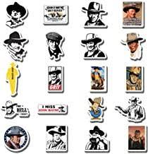 Amazon Com John Wayne Sticker