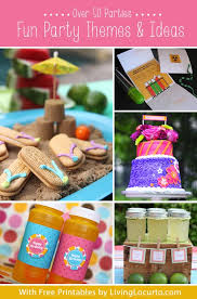 50 fun birthday party ideas free