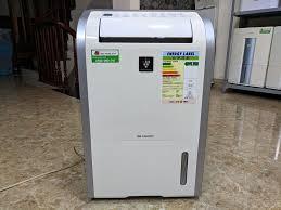 Máy hút ẩm sấy quần áo cao cấp Nhật xuất 220v – SHARP DW-D20A ...