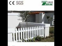 Free Standing Picket Fence Panel South Africa Youtube