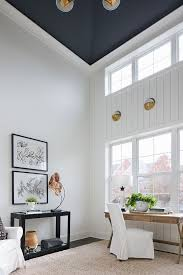 ceiling paint color is benjamin moore