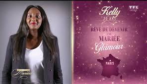 Avis Kelly dans les plus belles mariées (TF1) : mariage glamour ! | Les  plus belles mariées | Nouveautes-Tele.com