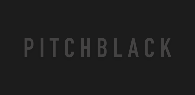 PitchBlack – Substratum Theme For Oreo/Pie/10 v83.3 [Patched]