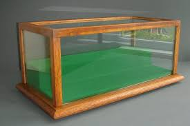 table top display cases image with