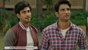 Chhichhore' co-star Prateik Babbar shares an old handwritten note by  Sushant Singh Rajput