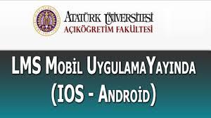 Açıköğretim Fakültesi AÖF LMS Mobil Uygulaması Yayınlandı