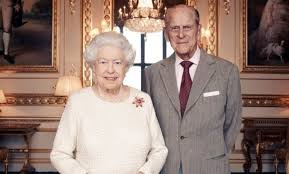 Queen Elizabeth II and Prince Philip celebrate platinum wedding