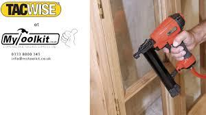 tacwise c1832v 18g nail gun