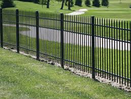 Aluminum Fences Sussex County De