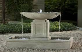 home depot garden water fountains