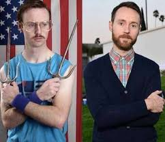 Aaron Ruell, also known as Kip from Napoleon Dynomite. : LadyBoners