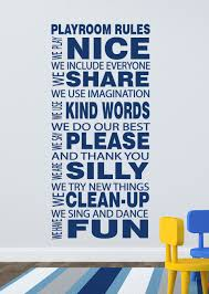 Define Playtime Fun And Learn With Ey Wall Decals