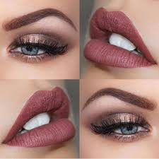 glam makeup look eye makeup for hazel