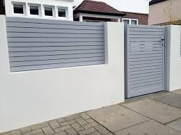 Driveway Archives London Garden Blog Modern Fence Gate Designs Modern Gate Design